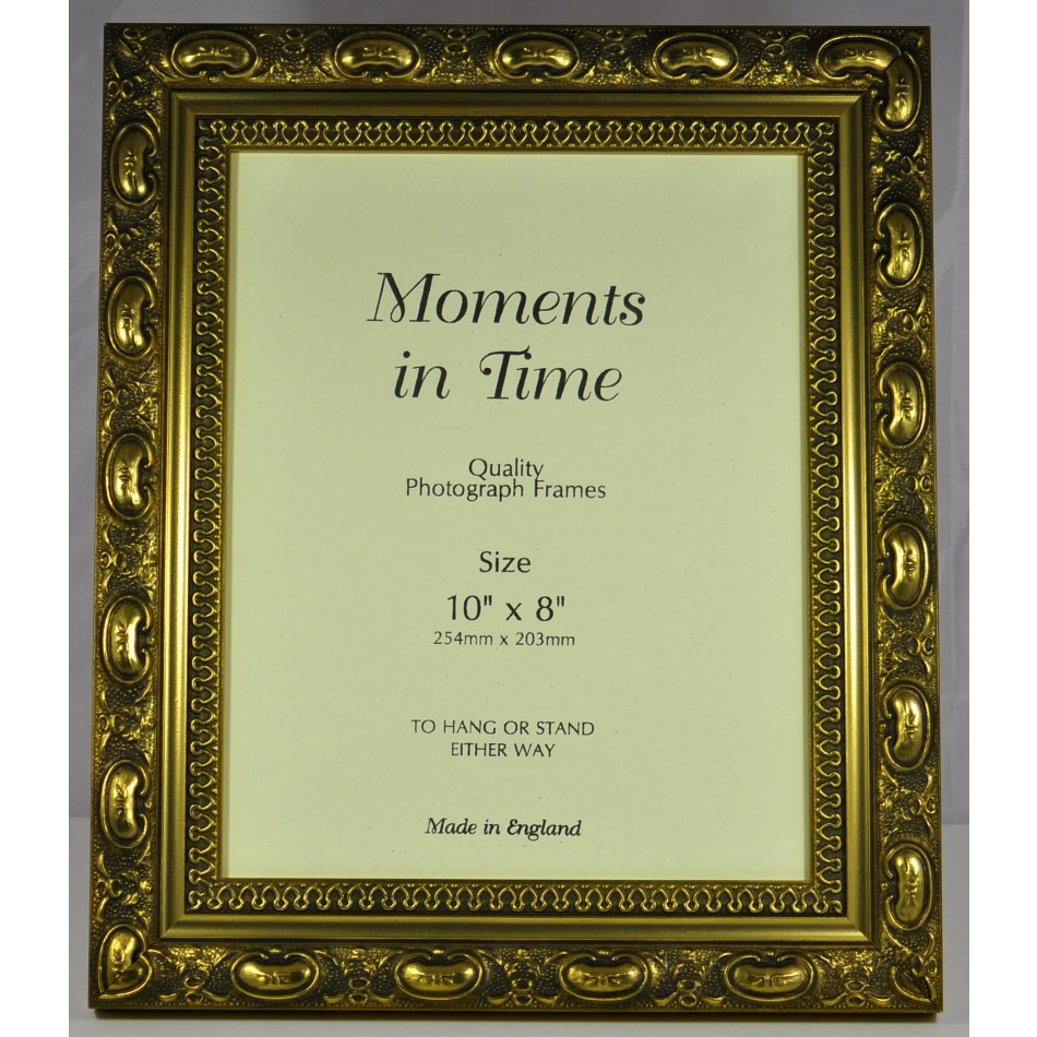 CH3 QUALIY WOOD FRAME IN DECORATIVE GOLD - Trade Picture Frames