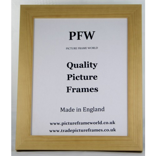 Home / Picture Frames / Wood Picture Frames / W12 QUALITY WOOD FRAME ...