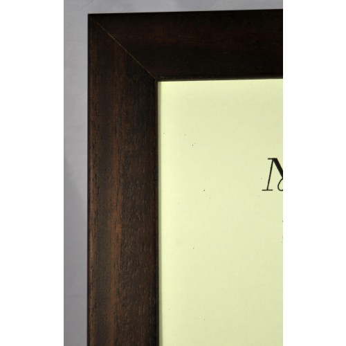 W21 Quality Dark Wood Frame Trade Picture Frames