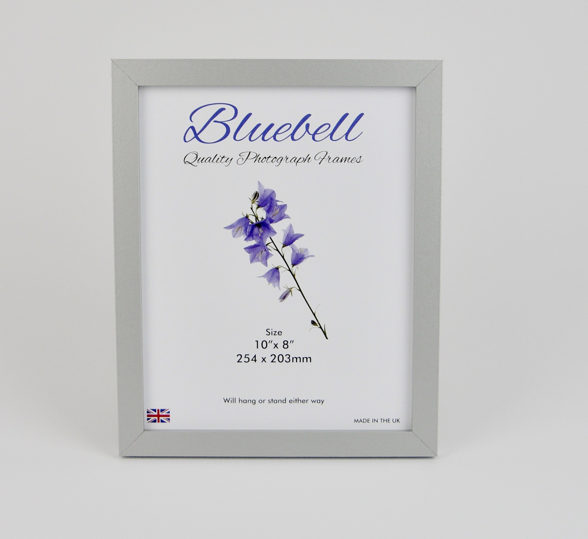 BASICS RANGE - A31 SILVER (Packs of 10 frames) - Trade Picture Frames