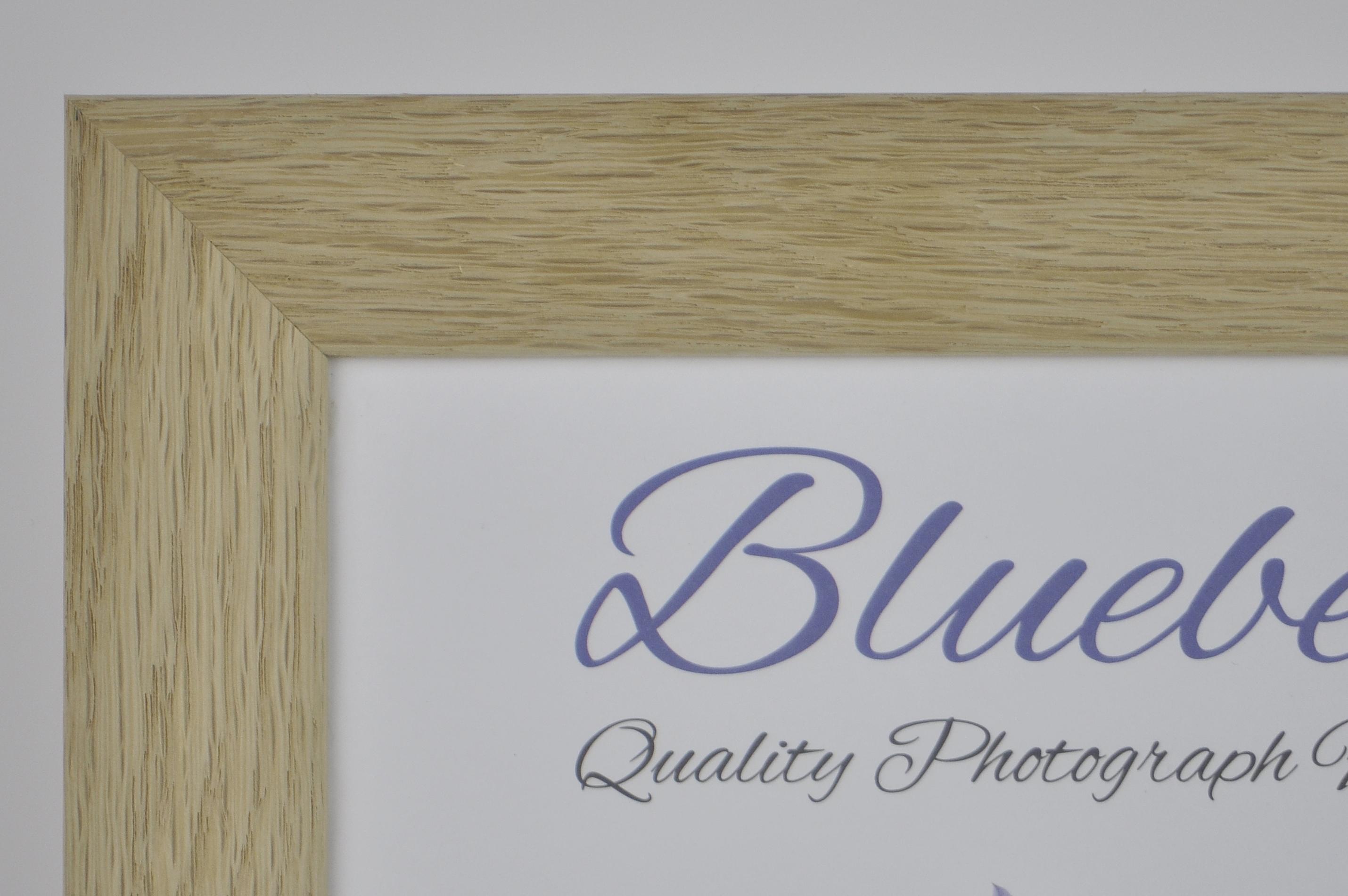 O2 Natural Solid Oak Packs Of 4 Frames Trade Picture Frames