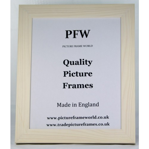 W18 Trade Picture Frames