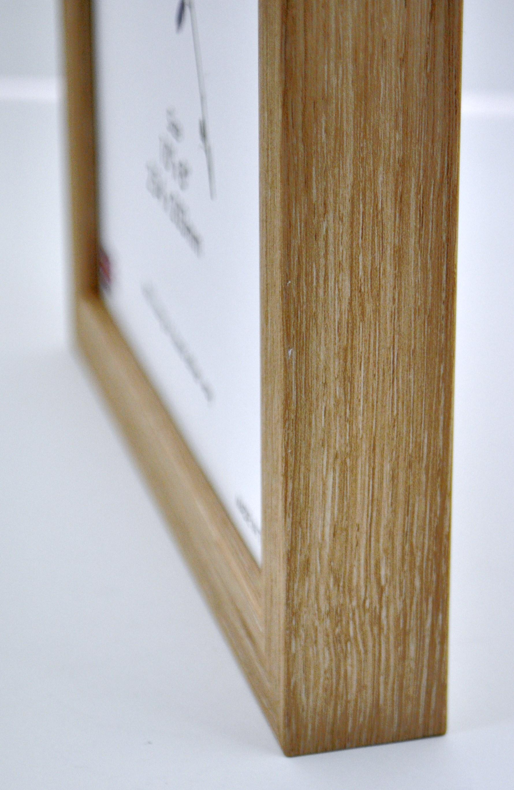 D8 Deep Light Oak Frame Packs Of 4 Frames Trade